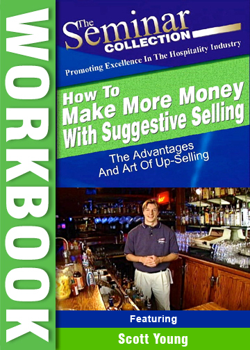 Make more money with suggestive Selling printable workbook test