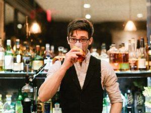 Drunk Bartender Sued